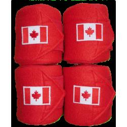 """Bandes de polo """"Canada"""""""