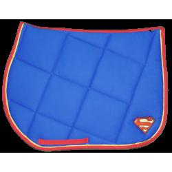 Tapis de selle Superman