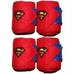 """Bande di polo """"Superman red"""""""