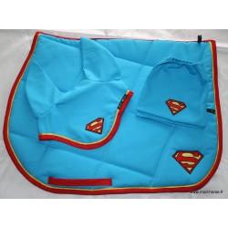 Ensemble Superman Turquoise
